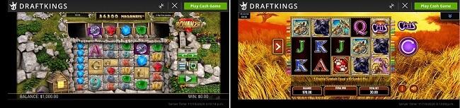 DraftKings Casino iPhone app