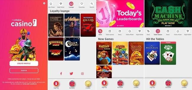 Hollywood Casino Play 4Fun app