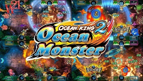 Ocean King 2 Ocean Monster