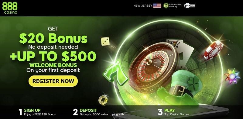 $10 free no deposit promo offer