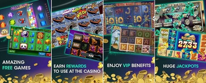 Borgata Free Casino Mobile App