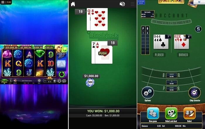 Mohegan Sun Casino iPhone App