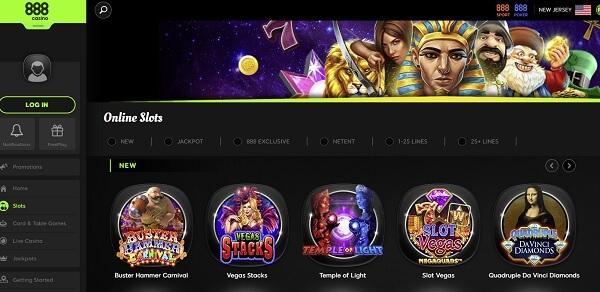 888 Casino Free Play Bonus