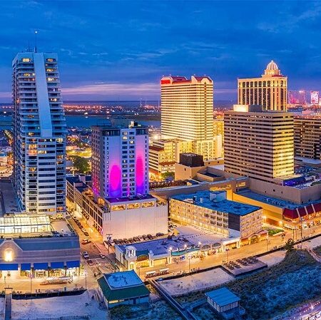 New Jersey Sees Drop in iGaming