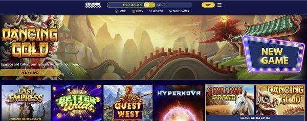 Sweeps cash casinos USA