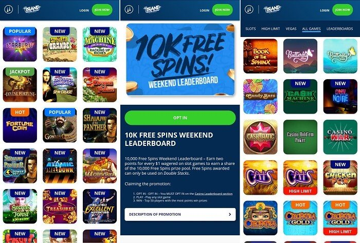 TwinSpires Casino app Android