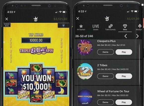 Best slots on DraftKings Casino