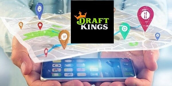 DraftKings casino location issues