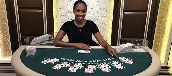 DraftKings live dealer casino