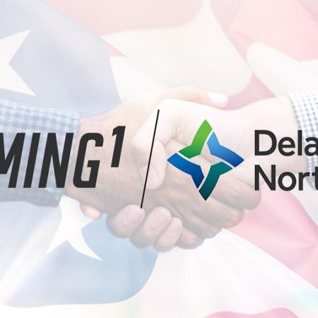 Delaware North Partnering with GAMING1