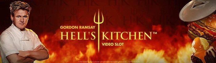 Gordon Ramsay's Hell's Kitchen NetEnt slot