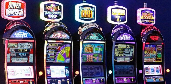 IGT slot Machine games