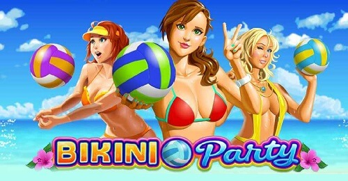 Bikini Party Slot title