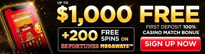 Golden Nugget Slot bonus