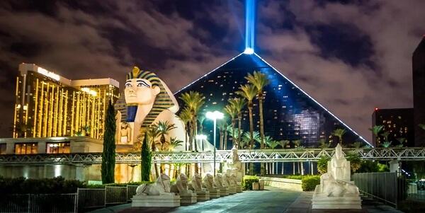 Luxor Hotel & Casino, Las Vegas