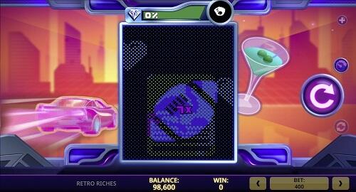 Retro Riches Slot game