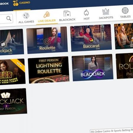 BetRivers and SugarHouse online casino introduce live dealer casino