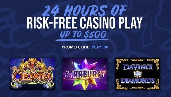 TwinSpires casino promo code